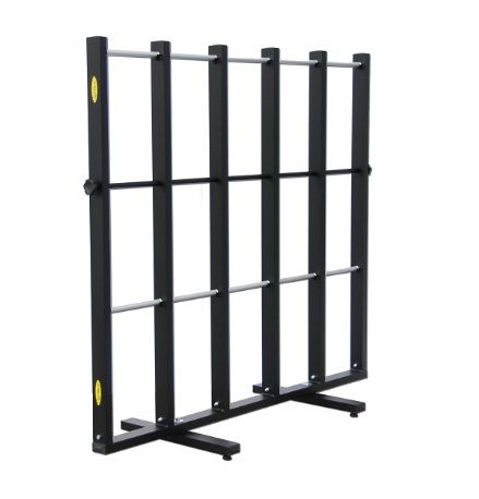 LighTech Aluminium Wheel Rack